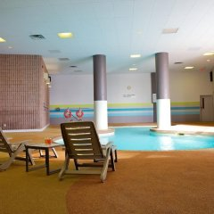 Отель Radisson Hotel Toronto East Канада, Торонто - отзывы, цены и фото номеров - забронировать отель Radisson Hotel Toronto East онлайн бассейн фото 2