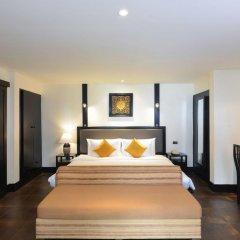 Отель Andaman White Beach Resort 4* Номер Делюкс с различными типами кроватей фото 8