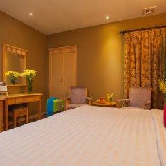 Silverland Min Hotel 2* Улучшенный номер с различными типами кроватей фото 4