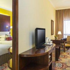Coral Dubai Deira Hotel 4* Номер Делюкс с разными типами кроватей фото 2
