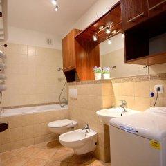 Отель Victus Apartament Petit Сопот ванная фото 2