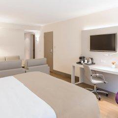 Отель NH Collection Berlin Mitte Am Checkpoint Charlie 4* Люкс с разными типами кроватей фото 20
