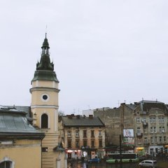 Гостиница Play Hostel Украина, Львов - отзывы, цены и фото номеров - забронировать гостиницу Play Hostel онлайн балкон