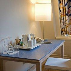 Отель Scandic Hakaniemi 3* Улучшенный номер с различными типами кроватей фото 3