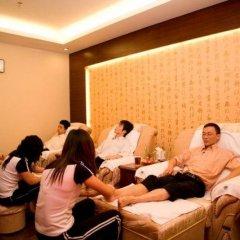 Отель Guanglian Business Hotel Haoxing Branch Китай, Чжуншань - отзывы, цены и фото номеров - забронировать отель Guanglian Business Hotel Haoxing Branch онлайн спа фото 2