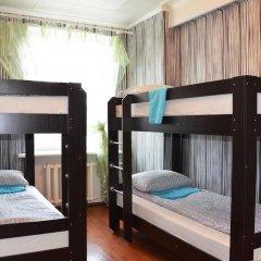 Like Hostel Tula Кровать в общем номере с двухъярусной кроватью фото 15