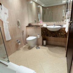 First Central Hotel Suites 4* Студия с различными типами кроватей фото 13