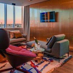 Radisson Blu Seaside Hotel, Helsinki 4* Представительский люкс с различными типами кроватей фото 9