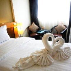 Отель Breezotel Стандартный номер с 2 отдельными кроватями фото 8