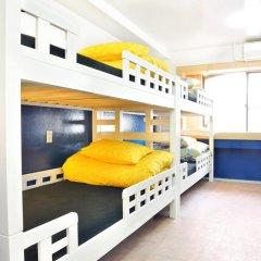 Отель Khaosan Tokyo Laboratory Кровать в женском общем номере фото 7