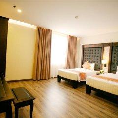 Ha Long Park Hotel 2* Люкс с различными типами кроватей фото 7