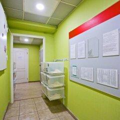 Хостел GORODA Москва интерьер отеля