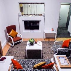 Radisson Blu Plaza Hotel, Helsinki 4* Представительский люкс с различными типами кроватей фото 6
