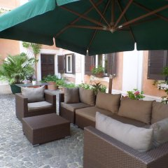 Relais Hotel Antico Palazzo Rospigliosi гостиничный бар