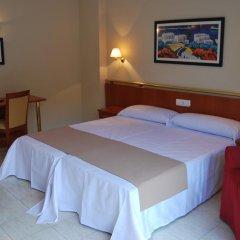 Отель Estudiotel Alicante 2* Стандартный номер с двуспальной кроватью фото 4