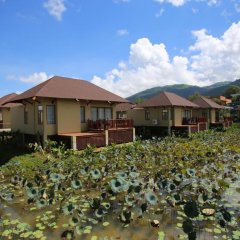 Отель Novotel Inle Lake Myat Min 4* Полулюкс с различными типами кроватей фото 6