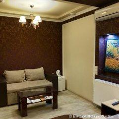 Гостиница Kharkovlux 2* Полулюкс с различными типами кроватей фото 12