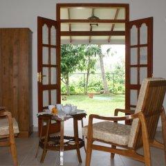 Отель Lanka Rose Guest House Номер Делюкс с различными типами кроватей фото 2