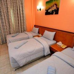 Dubai Youth Hotel 3* Стандартный номер с различными типами кроватей фото 4