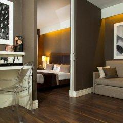 Отель Royal Ramblas 4* Стандартный номер с различными типами кроватей фото 9