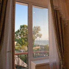 Гостиница Афродита балкон