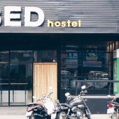 Bed Hostel парковка