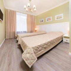 Гостиница Шале де Прованс Коломенская 3* Стандартный номер с 2 отдельными кроватями фото 3