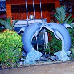 Senrose Hotel бассейн