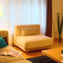 Апартаменты Style Apartments Будапешт комната для гостей фото 3