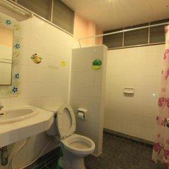 Отель Saladan Beach Resort 3* Бунгало с различными типами кроватей фото 13