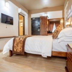 Отель The Vinorva Maldives 3* Номер Делюкс с различными типами кроватей фото 6