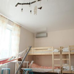 Гостиница Localhostel Кровать в общем номере с двухъярусной кроватью фото 20