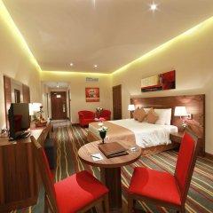 Al Khaleej Plaza Hotel 4* Стандартный номер с различными типами кроватей