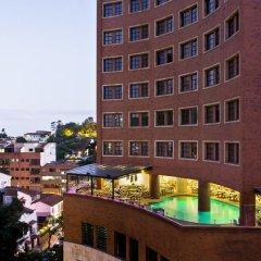 Отель Dann Cali Колумбия, Кали - отзывы, цены и фото номеров - забронировать отель Dann Cali онлайн бассейн фото 3