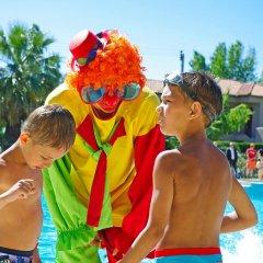 Отель Cronwell Platamon Resort детские мероприятия фото 2