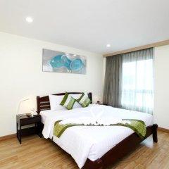 Отель Icheck Inn Sukhumvit 22 3* Улучшенный номер фото 16