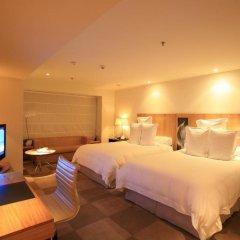 Hotel Emiliano 5* Номер Делюкс с 2 отдельными кроватями фото 3