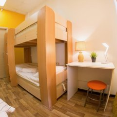 Patio Hostel Irkutsk Стандартный номер с 2 отдельными кроватями фото 6