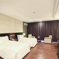 Saigon Halong Hotel 4* Номер Делюкс с 2 отдельными кроватями фото 2