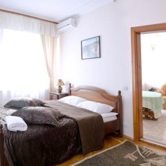 Hotel Complex Uhnovych 3* Люкс повышенной комфортности разные типы кроватей