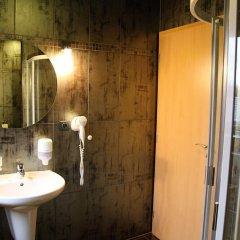 Apart Hotel Jablonec Яблонец-над-Нисой ванная фото 2