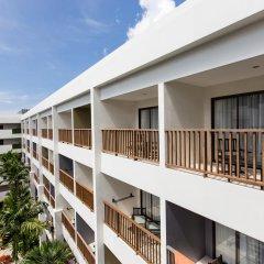 Отель Deevana Plaza Phuket 4* Номер Делюкс с двуспальной кроватью фото 8