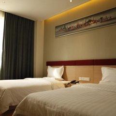 Отель 7Days Inn Shenzhen Xilin Metro Station Шэньчжэнь комната для гостей фото 5
