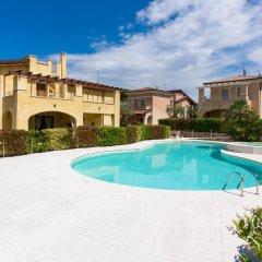 Отель Le Ville della Romantica Манерба-дель-Гарда бассейн фото 3
