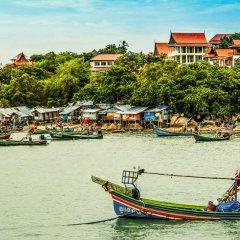 Отель Tamarina Bed & Bistro Таиланд, Самуи - отзывы, цены и фото номеров - забронировать отель Tamarina Bed & Bistro онлайн пляж