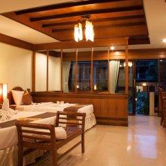 Отель Phangan Bayshore Resort 3* Стандартный номер разные типы кроватей фото 6
