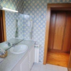 INATEL Piódão Hotel 4* Улучшенный номер двуспальная кровать фото 5