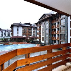 Отель blueWave.place Bansko Болгария, Банско - отзывы, цены и фото номеров - забронировать отель blueWave.place Bansko онлайн бассейн