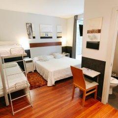 Отель Pension San Sebastian Centro 2* Стандартный номер с различными типами кроватей фото 4