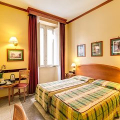 Отель MILANI Рим комната для гостей фото 3